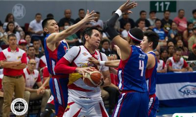 Tiebreaker Times No Holy Week break for June Mar Fajardo, Beermen Basketball News PBA  San Miguel Beermen PBA Season 43 Leo Austria June Mar Fajardo 2017-18 PBA Philippine Cup