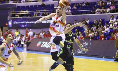 Tiebreaker Times Phoenix saves campaign with escape from GlobalPort's clutches Basketball News PBA  Yousef Taha Terrence Romeo Stanley Pringle Sean Anthony RJ Jazul Pido Jarencio Phoenix Fuel Masters PBA Season 43 Nico Elorde Matthew Wright Louie Alas Jeff Chan Globalport Batang Pier Gelo Alolino 2017-18 PBA Philippine Cup