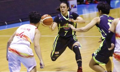 Philippine Sports News - Tiebreaker Times Terrence Romeo admits 'paninibago' in return Basketball News PBA  Terrence Romeo PBA Season 43 2017-18 PBA Philippine Cup