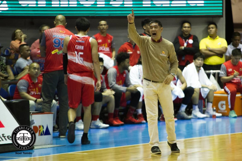Tiebreaker Times No excuses for Louie Alas as Phoenix's Philippine Cup campaign ends Basketball News PBA  Phoenix Fuel Masters PBA Season 43 Louie Alas James White 2017-18 PBA Philippine Cup