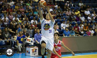 Tiebreaker Times Leo Austria sees former mentee Jericho Cruz as huge boost for TNT Basketball News PBA  TNT Katropa PBA Season 43 Leo Austria Jericho Cruz 2017-18 PBA Philippine Cup