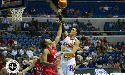 Philippine Sports News - Tiebreaker Times Raymond Almazan hoping for a stress-free next conference Basketball News PBA  Raymond Almazan Rain or Shine Elasto Painters PBA Season 43 2017-18 PBA Philippine Cup