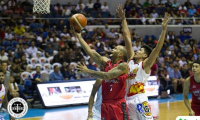 Tiebreaker Times Sol Mercado was Ginebra's unsung hero, shares Tim Cone Basketball News PBA  Tim Cone Sol Mercado PBA Season 43 Barangay Ginebra San Miguel 2017-18 PBA Philippines Cup