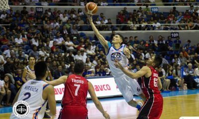 Philippine Sports News - Tiebreaker Times NLEX continues to be Alaska's roadblock, books first-ever trip to the semifinals Basketball News PBA  Yeng Guiao Ping Exciminiano PBA Season 43 NLEX Road Warriors Michael Miranda Kiefer Ravena Kevin Racal Kevin Alas JVee Casio JR Quinahan Calvin Abueva Alex Compton Alaska Aces 2017-18 PBA Philippine Cup