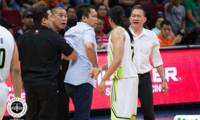 Philippine Sports News - Tiebreaker Times Terrence Romeo plays down spat with Pido Jarencio: 'Misunderstanding lang' Basketball News PBA  Terrence Romeo PBA Season 43 Globalport Batang Pier 2017-18 PBA Philippine Cup