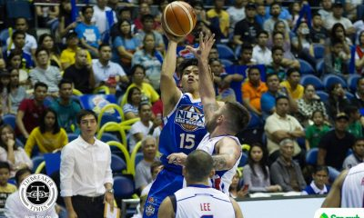 Tiebreaker Times Kiefer Ravena delivers in end-game, gives NLEX 1-0 lead over Magnolia Basketball News PBA  Yeng Guiao PJ Simon PBA Season 43 NLEX Road Warriors Magnolia Hotshots Kiefer Ravena Ian Sangalang Cyrus Baguio Chito Victolero Alex Mallari 2017-18 PBA Philippine Cup