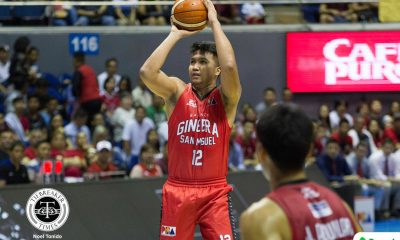 Tiebreaker Times Unheralded Prince Caperal helps limit Allen Durham Basketball News PBA  Tim Cone Prince Caperal PBA Season 43 2018 PBA Governors Cup