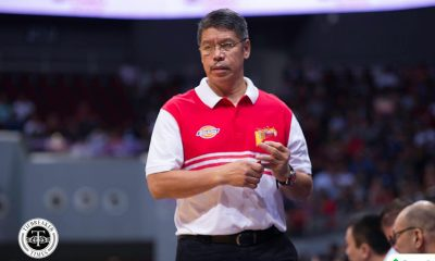 Tiebreaker Times Leo Austria admits handling reloaded San Miguel 'a tough challenge' Basketball News PBA  San Miguel Beermen PBA Season 44 Leo Austria 2019 PBA Philippine Cup