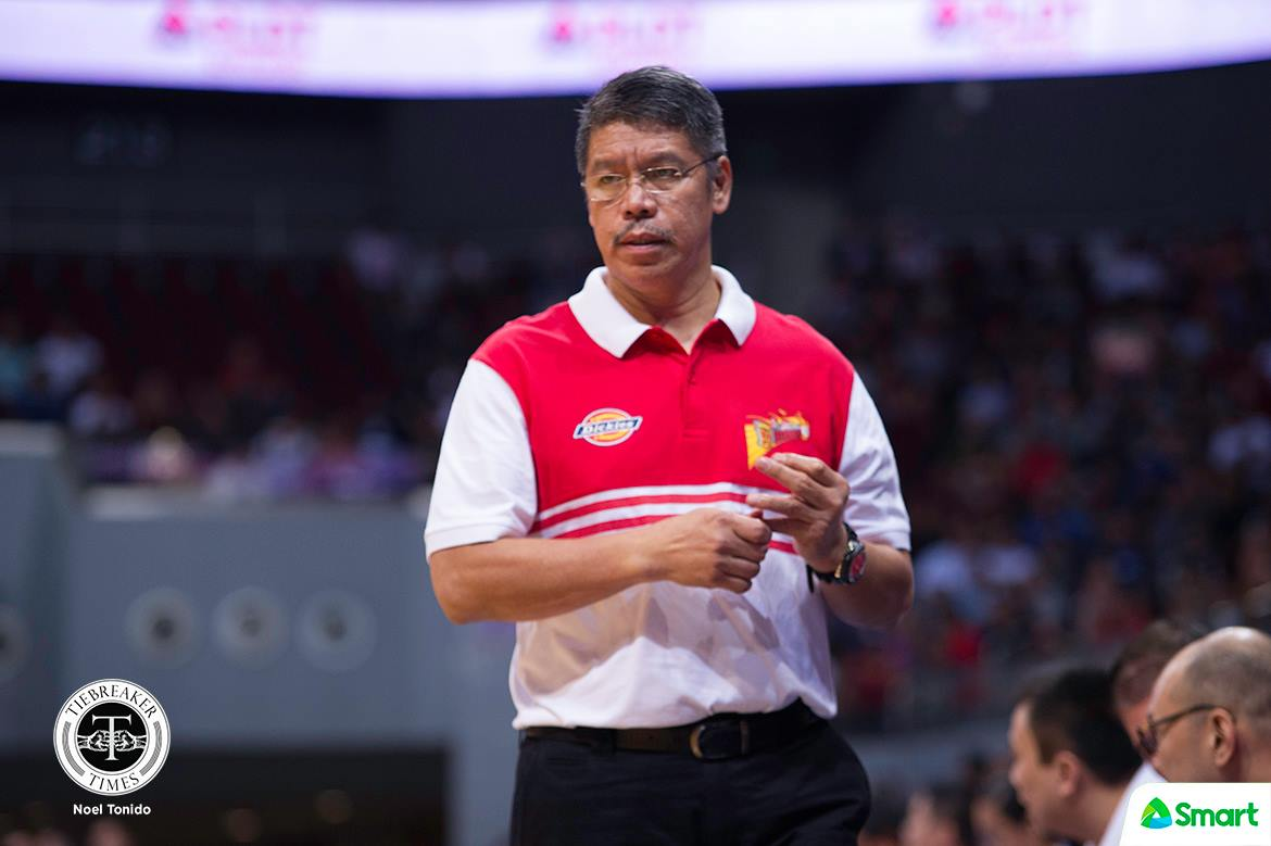 Tiebreaker Times Leo Austria wary of Ginebra: 'They already know how to beat us' Basketball News PBA  San Miguel Beermen PBA Season 43 Leo Austria 2017-18 PBA Philippine Cup
