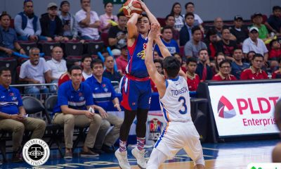 Philippine Sports News - Tiebreaker Times Jio Jalalon thinks 'gigil' factor played role in Magnolia's Game 4 loss Basketball News PBA  PBA Season 43 Magnolia Hotshots Jio Jalalon 2017-18 PBA Philippine Cup
