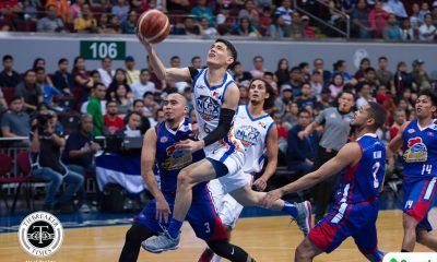 Philippine Sports News - Tiebreaker Times Renewed focus on team defense led to Game 4 win, says Kevin Alas Basketball News PBA  Yeng Guiao PBA Season 43 NLEX Road Warriors Kevin Alas 2017-18 PBA Philippine Cup