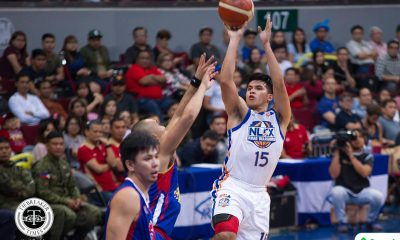 Philippine Sports News - Tiebreaker Times Kiefer Ravena, NLEX sprint past Magnolia, tie series at 2-2 Basketball News PBA  PBA Season 43 Paul Lee NLEX Road Warriors Mark Barroca Magnolia Hotshots Kiefer Ravena Kevin Alas JR Quinahan Ian Sangalang Chito Victolero 2017-18 PBA Philippine Cup