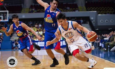 Philippine Sports News - Tiebreaker Times Flu-stricken Kiefer Ravena takes charge late to even series Basketball News PBA  PBA Season 43 NLEX Road Warriors Kiefer Ravena 2017-18 PBA Philippine Cup
