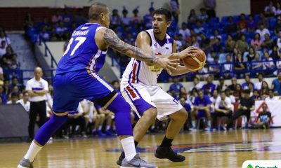 Philippine Sports News - Tiebreaker Times Aldrech Ramos responds to Chito Victolero's call Basketball News PBA  PBA Season 43 Magnolia Hotshots Chito Victolero Aldrech Ramos 2017-18 PBA Philippine Cup