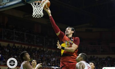 Philippine Sports News - Tiebreaker Times Whether it's Magnolia or NLEX in the Finals, June Mar Fajardo says 'di sila ganun kadaling kalabanin' Basketball News PBA  San Miguel Beermen PBA Season 43 June Mar Fajardo 2017-18 PBA Philippine Cup