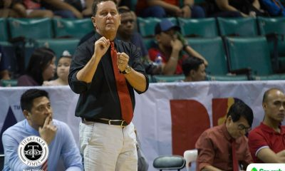 Philippine Sports News - Tiebreaker Times Tim Cone proud of his Barangay despite tough Philippine Cup exit Basketball News PBA  Tim Cone PBA Season 43 Barangay Ginebra San Miguel 2017-18 PBA Philippine Cup