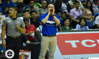 Philippine Sports News - Tiebreaker Times After experiencing first semifinals with NLEX, Yeng Guiao says: 'Nakaka-adik 'yun' Basketball News PBA  Yeng Guiao PBA Season 43 NLEX Road Warriors 2017-18 PBA Philippine Cup