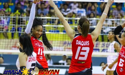Philippine Sports News - Tiebreaker Times Cignal HD arrests two-game skid at SMART Prepaid's expense News PSL Volleyball  Sonja Milanovic SMART Prepaid Giga Hitters Sanja Trivunovic Ronald Dulay Rachel Daquis Jheck Dionela Jeane Horton Gyselle Silva Edgar Barroga Cignal HD Spikers 2018 PSL Season 2018 PSL Grand Prix