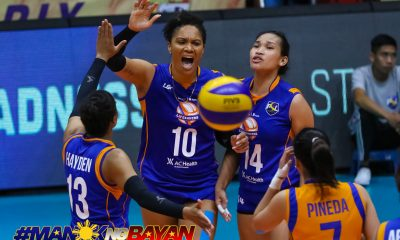 Philippine Sports News - Tiebreaker Times Generika-Ayala shocks Cignal HD to salvage second win News PSL Volleyball  Symone Hayden Sonja Milanovic Sherwin Meneses Jeane Horton Generika Lifesavers Edgar Barroga Darlene Ramdin Cignal HD Spikers Bang Pineda April Hingpit 2018 PSL Season 2018 PSL Grand Prix