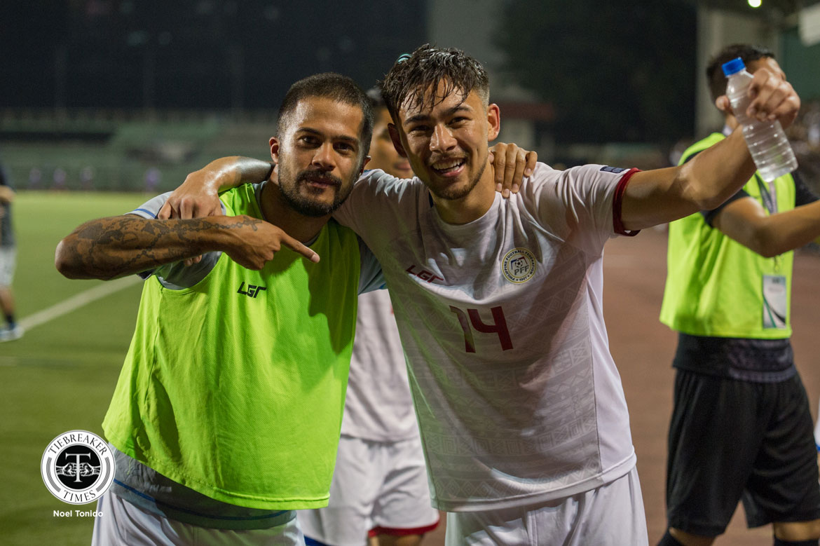 Tiebreaker Times From Zero to Hero: Kevin Ingreso makes it up to Azkals, becomes part of history Football News Philippine Azkals  Kevin Ingreso 2019 AFC Asian Cup Qualifiers