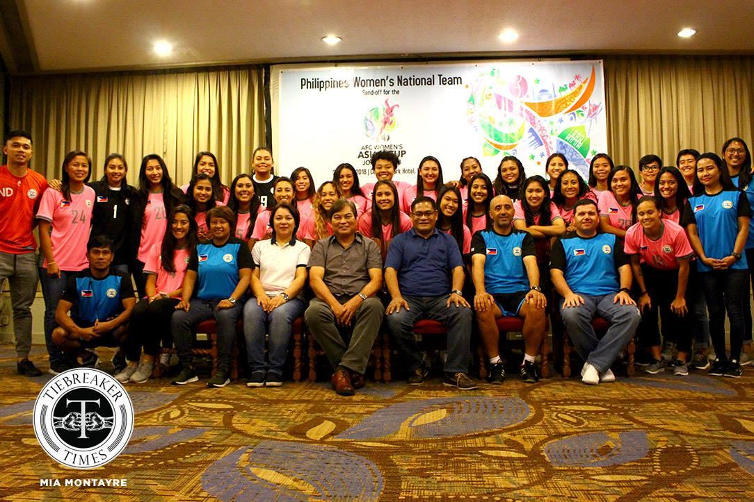 2019 AFC Women's Asia Cup – Philippine Malditas