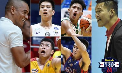 Philippine Sports News - Tiebreaker Times Joel Cagulangan, Kai Sotto to lead Chooks-to-Go/NBTC All-Star squads Basketball NBTC News  Will Gozum Warren Bonifacio Topex Robinson Terrence Fortea SJ Belangel RJ Abarrientos Rhayyan Amsali Raven Cortez Miguel Oczon Mclaude Guadana Maui Cruz Marvin Bienvenida L-Jay Gonzales Kai Sotto Joshua Yerro John Galinato Joem Sabandal Joel Cagulangan Joe Silva Inand Fornilos Harvey Pagsanjan Evan Nelle Dave Ildefonso Clint Escamis CJ Cansino Chris Gavina Chooks-to-Go Beirn Laurente Alex Visser Aaron Fermin 2018 NBTC Season