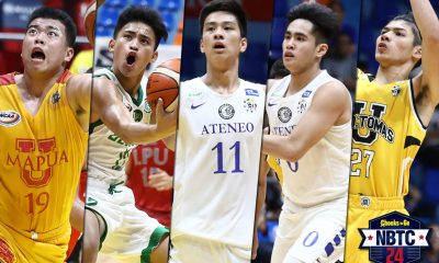 Philippine Sports News - Tiebreaker Times Chooks-to-Go/NBTC unveils Final 24 for All-Star Game Basketball NBTC News  Will Gozum Warren Bonifacio Terrence Fortea SJ Belangel RJ Abarrientos Rhayyan Amsali Raven Cortez Miguel Oczon Mclaude Guadana Maui Cruz L-Jay Gonzales Kai Sotto Joshua Yerro John Galinato Joem Sabandal Joel Cagulangan Inand Fornilos Harvey Pagsanjan Evan Nelle Dave Ildefonso Clint Escamis CJ Cansino Chooks-to-Go Beirn Laurente Alex Visser Aaron Fermin 2018 NBTC Season
