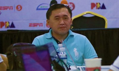 Tiebreaker Times SAP Bong Go to join PBA All-Star festivities Basketball News PBA  Terrence Romeo PBA Season 43 Chris Tiu Bong Go Atoy Co Allan Caidic 2018 PBA All-Star Game