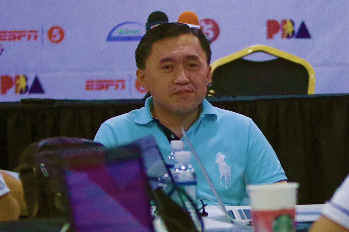 Philippine Sports News - Tiebreaker Times SAP Bong Go to join PBA All-Star festivities Basketball News PBA  Terrence Romeo PBA Season 43 Chris Tiu Bong Go Atoy Co Allan Caidic 2018 PBA All-Star Game