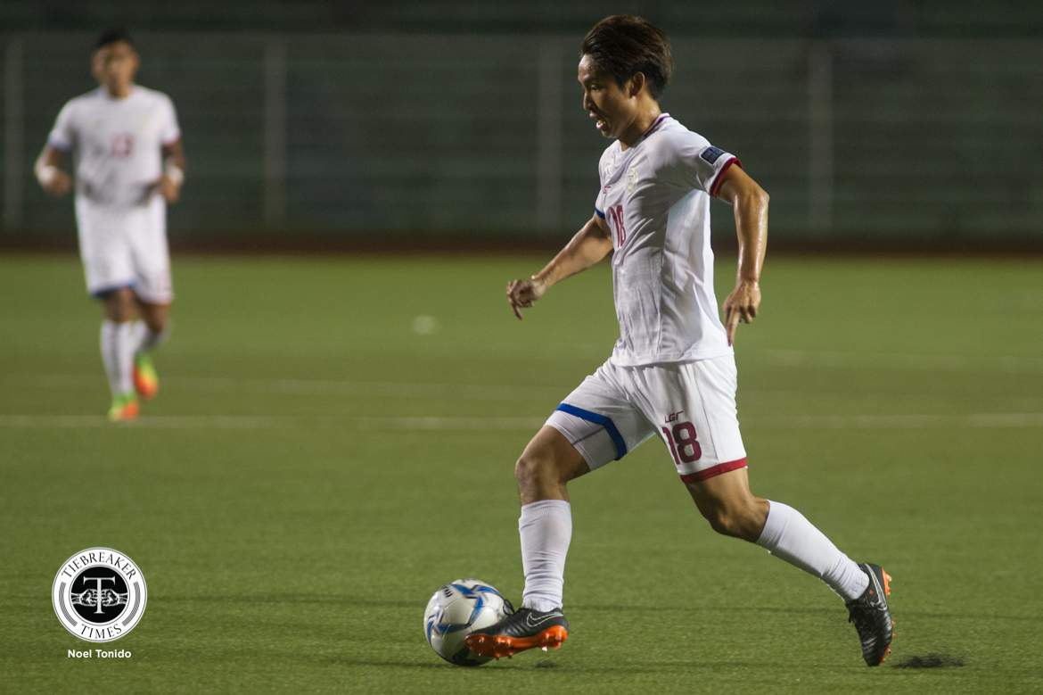 Tiebreaker Times Foreign-based Azkals share insights, experiences of playing abroad Football News Philippine Azkals  Misagh Bahadoran Michael Falkesgaard Iain Ramsey Hikaru Minegishi 2019 AFC Asian Cup Qualifiers