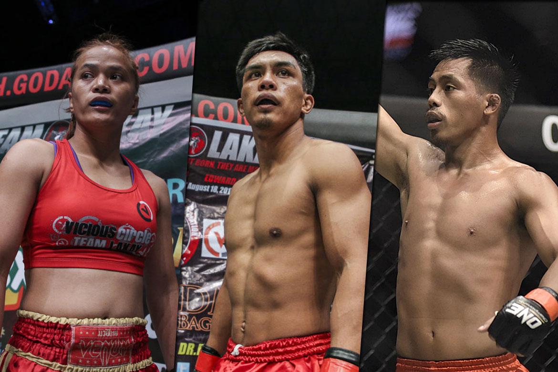 ONE-Heroes-of-Honnor—Team-Lakay—Gina-Iniong-x-Kevin-Belingon-x-Honorio-Banario