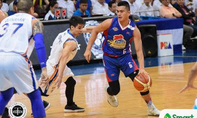 Tiebreaker Times Hotshots find inspiration from injured leader Marc Pingris Basketball News PBA  PBA Season 43 Paul Lee Marc Pingris Jio Jalalon Chito Victolero 2017-18 PBA Philippine Cup