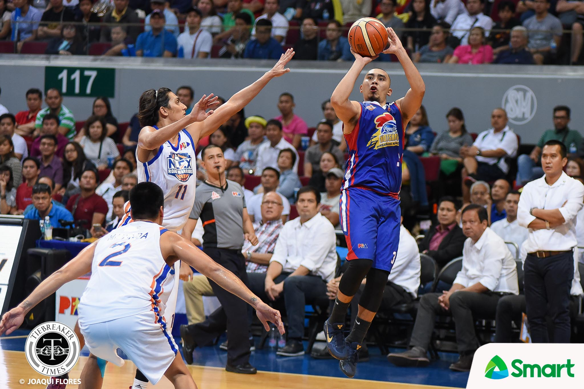 Tiebreaker Times Paul Lee continues to find motivation in Yeng Guiao Basketball News PBA  PBA Season 43 NLEX Road Warriors Kiefer Ravena 2017-18 PBA Philippine Cup