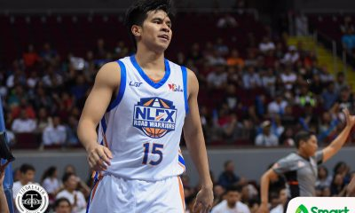Tiebreaker Times Kiefer Ravena looks to give Taulava, Baguio golden sendoff Basketball News PBA  PBA Season 45 NLEX Road Warriors Kiefer Ravena Cyrus Baguio Asi Taulava 2020 PBA Philippine Cup