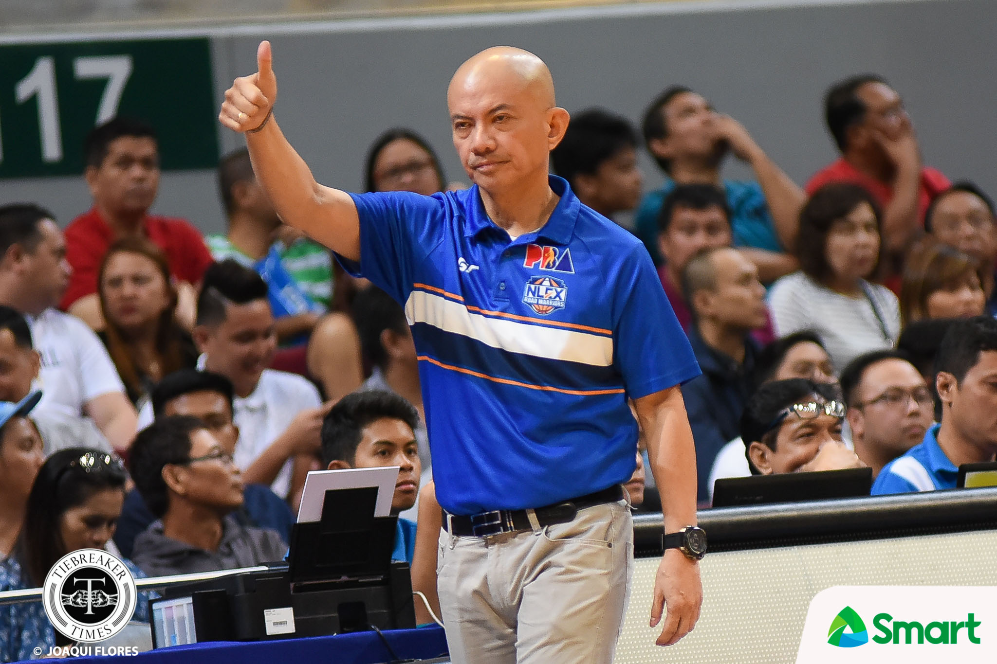 Philippine Sports News - Tiebreaker Times Law of averages catches up to NLEX, says Yeng Guiao Basketball News PBA  Yeng Guiao PBA Season 43 NLEX Road Warriors 2017-18 PBA Philippine Cup