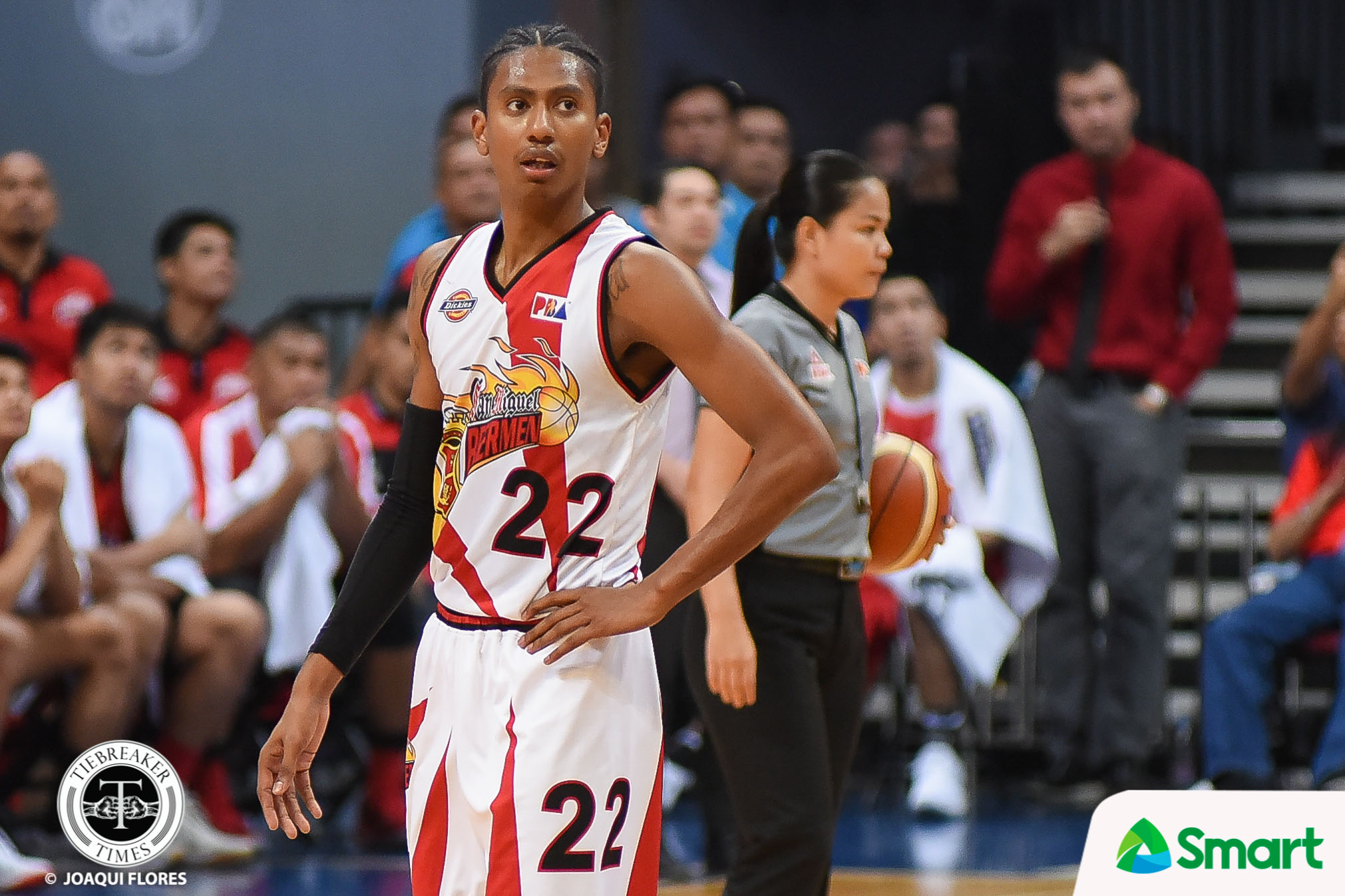 PBA-2018-Semis-San-Miguel-vs.-Ginebra-Ganuelas-Rosser-4991 Russel Escoto was mourning 'personal loss' when he was traded to Terrafirma Basketball News PBA  - philippine sports news