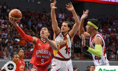 Philippine Sports News - Tiebreaker Times LA Tenorio looking for more supporting cast as Ginebra fights for its life Basketball News PBA  PBA Season 43 LA Tenorio Barangay Ginebra San Miguel 2017-18 PBA Philippine Cup