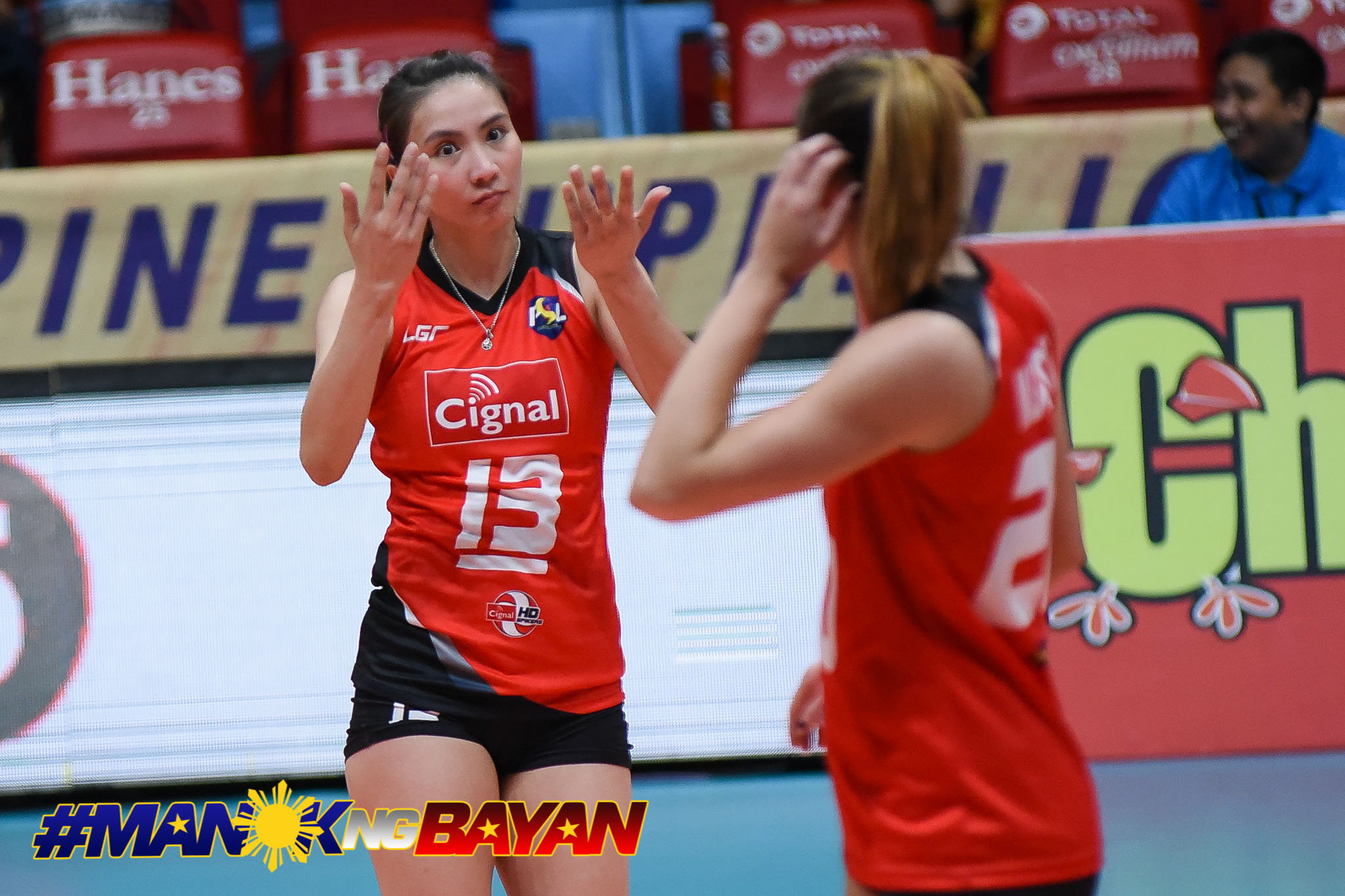 Tiebreaker Times Rachel Daquis to lead Cignal's title defense News PSL Volleyball  Rachel Daquis Edgar Barroga 2018 PSL Season 2018 PSL Invitational Cup