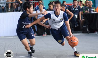 Philippine Sports News - Tiebreaker Times Afril Bernardino relishes last dance with NU 3x3 Basketball News NU UAAP  UAAP Season 80 3x3 Basketball UAAP Season 80 Patrick Aquino NU Women's Basketball Afril Bernardino