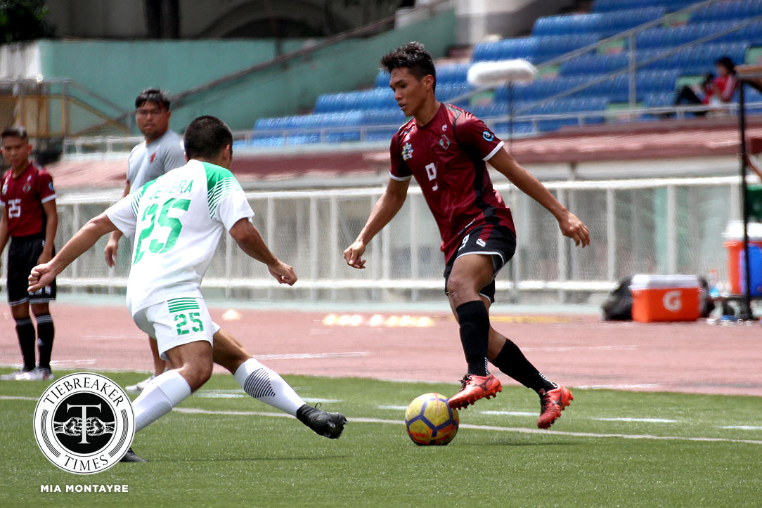 Tiebreaker Times UP shows winning form, downs La Salle to back-to-back losses DLSU News UAAP UP Volleyball  UP Men's Football UAAP Season 80 Men's Football UAAP Season 80 Philippine Sports News Paeng De Guzman Miggy Clarino Kintaro Miyagi Hans-Peter Smit DLSU Men's Football Anton Yared Anto Gonzales