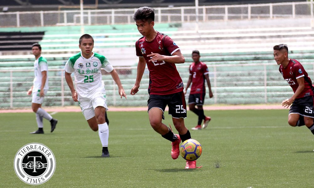 UAAP 80 MFB – UP def DLSU – Tacardon