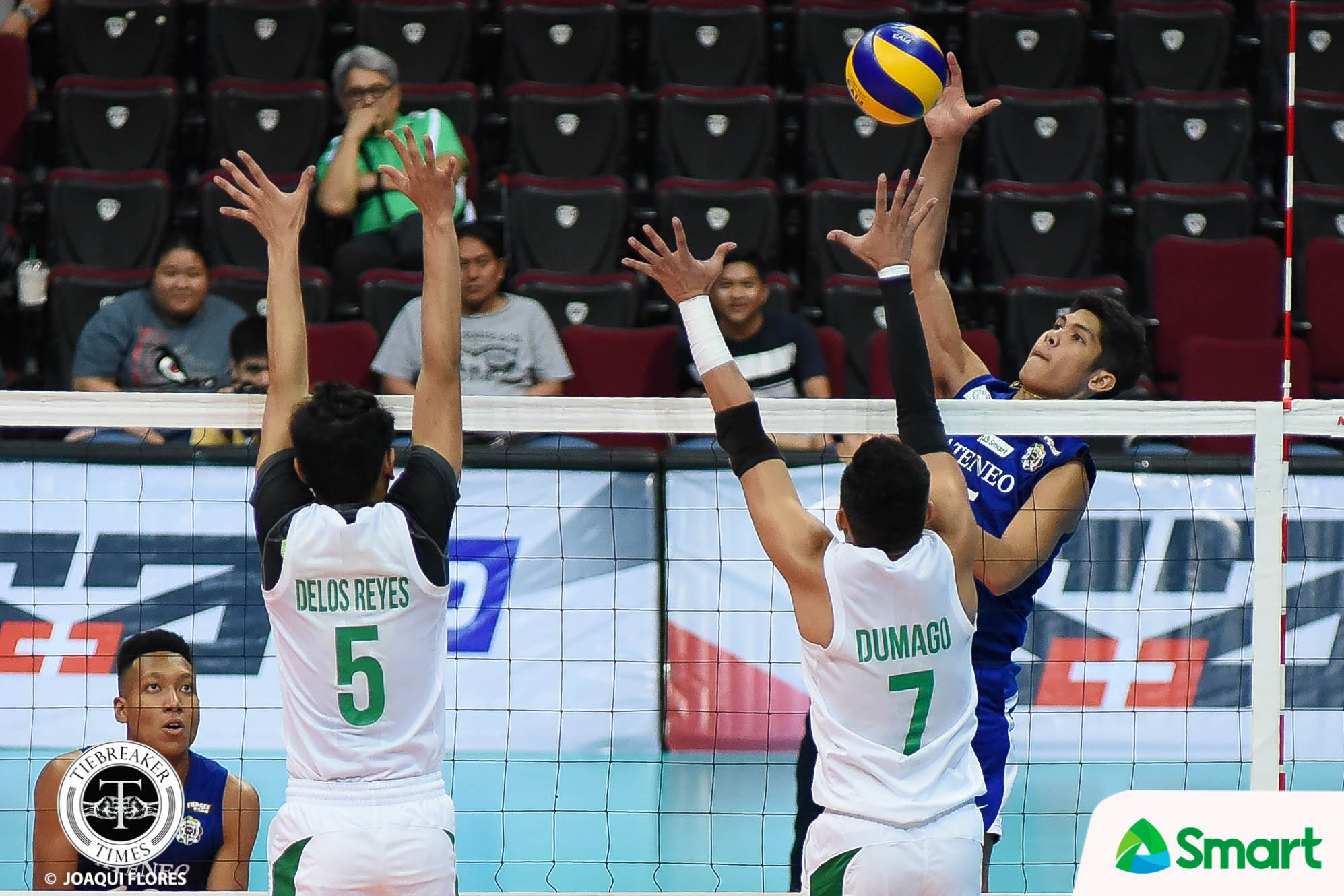 UAAP 80 Volleyball ADMU vs. DLSU – Espejo-8483