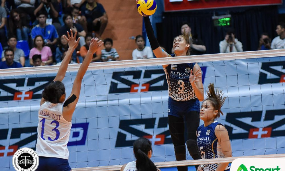 UAAP 80 Volleyball ADMU vs. NU – Santiago-6006