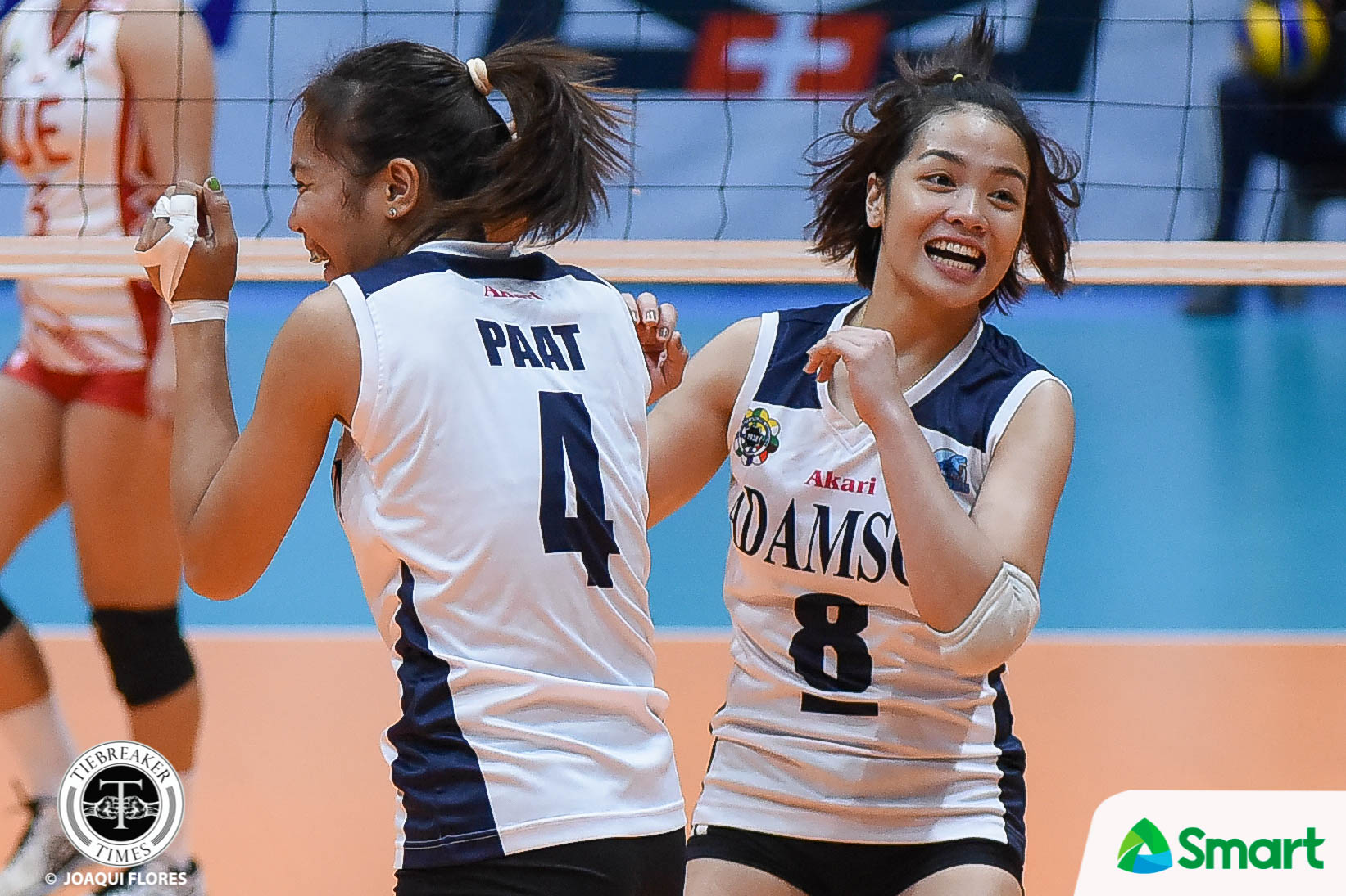UAAP-80-Volleyball-ADU-vs.-UE-Galanza-6512 Paat can't wait to experience Galanza's staredowns in PVL News PVL Volleyball  - philippine sports news