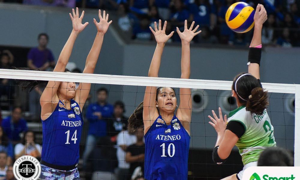 UAAP 80 Volleyball DLSU vs. ADMU – De Leon, Tolentino-9076