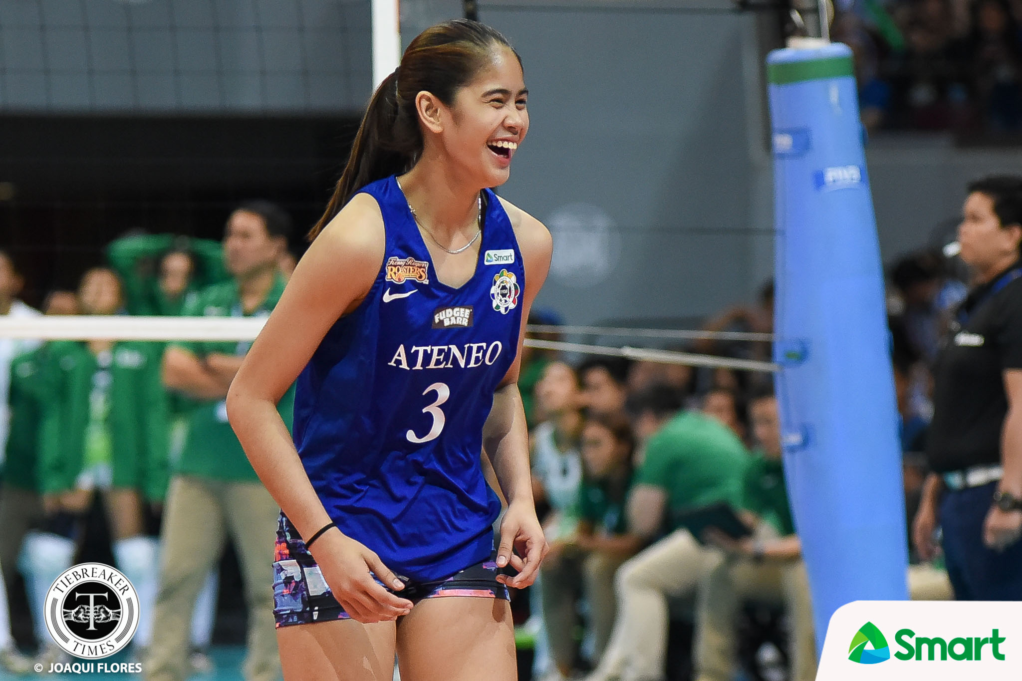 Tiebreaker Times Oliver Almadro will not change motivational ways, despite Lady Eagles fans' qualms ADMU News PVL Volleyball  Oliver Almadro Ateneo-Motolite Lady Eagles 2018 PVL Season 2018 PVL Open Conference