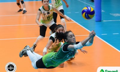 Tiebreaker Times Dawn Macandili on Benson Bocboc: 'Siya ang game-changer ko' News PSL Volleyball  F2 Logistics Cargo Movers Dawn Macandili 2020 PSL Season
