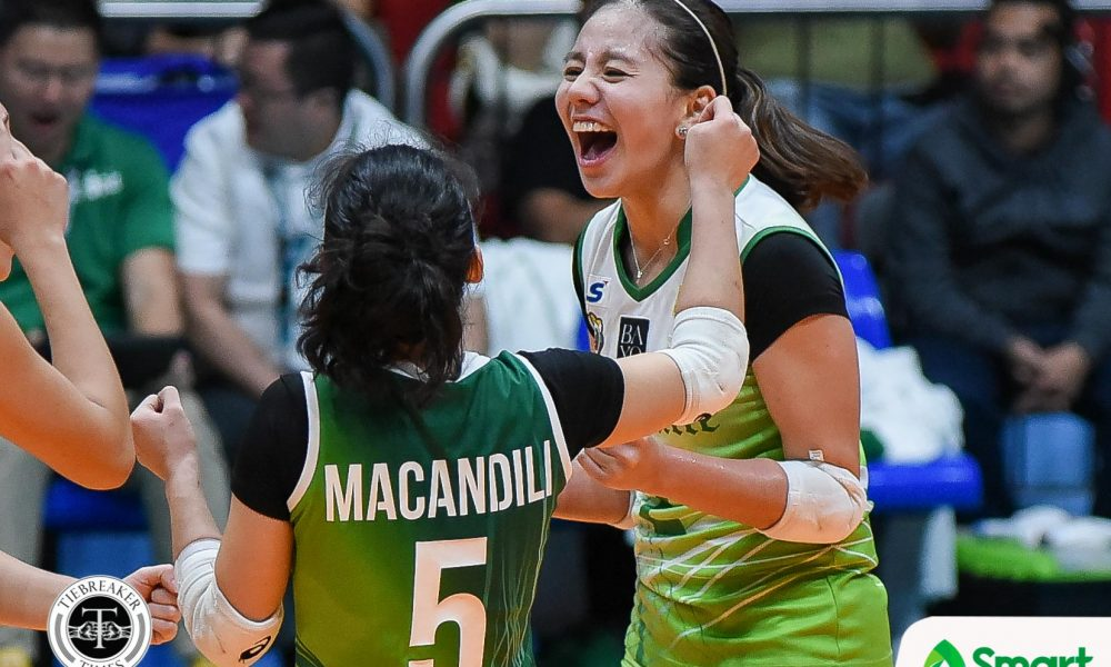 UAAP 80 Volleyball DLSU vs. UP – Cheng-4034