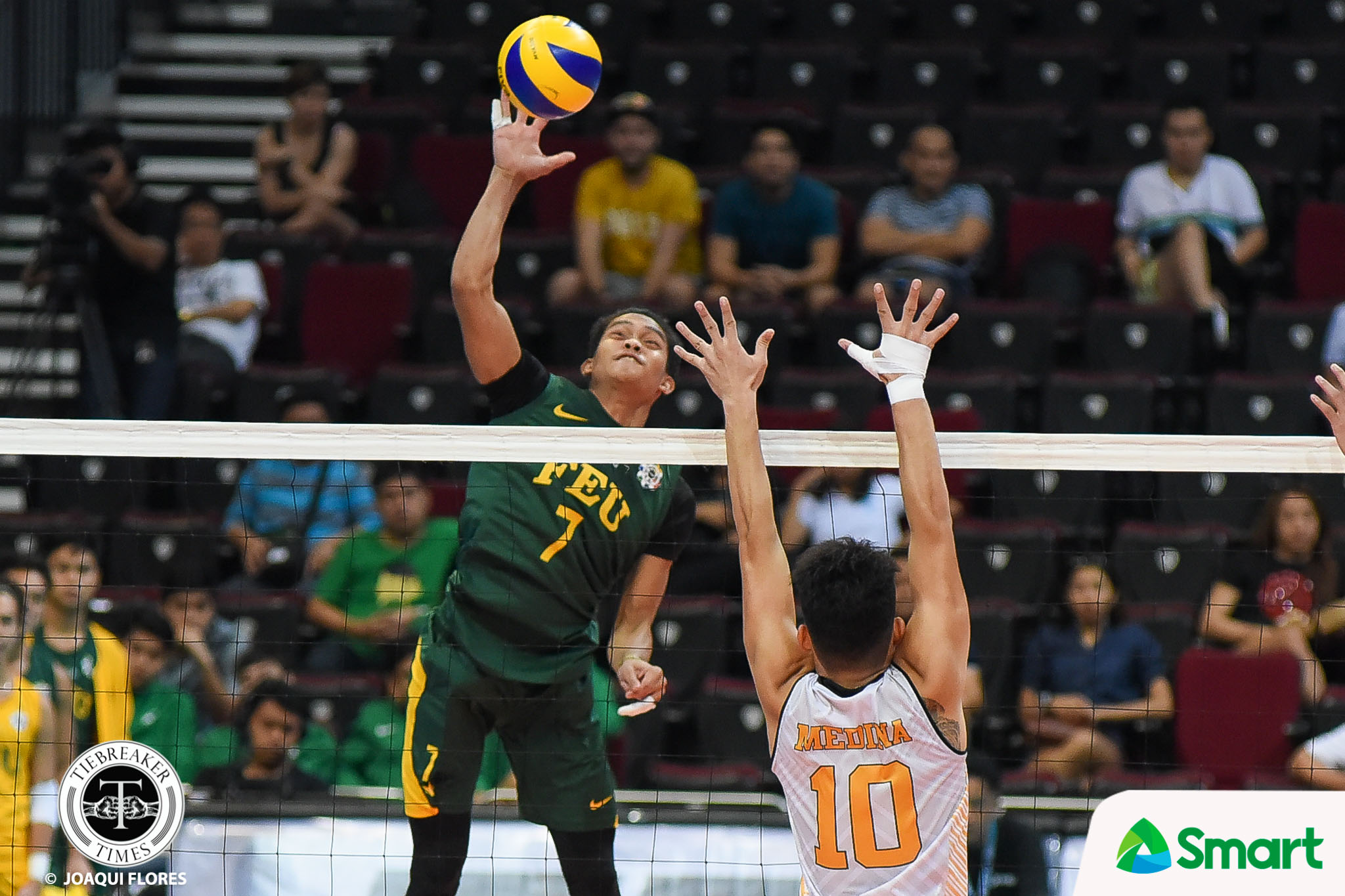 UAAP 80 Volleyball FEU vs. UST – Garcia-8269