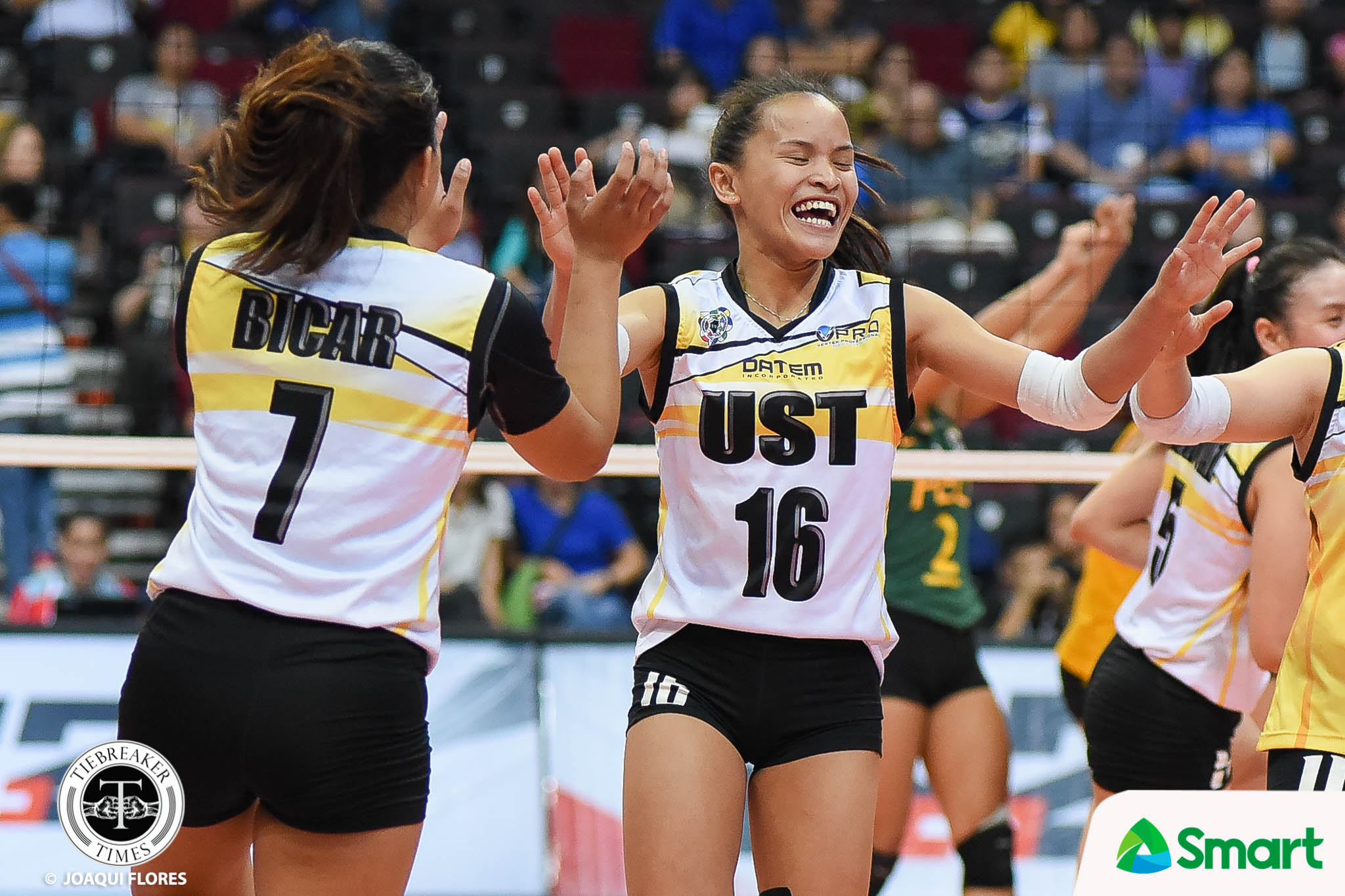 Tiebreaker Times Cherry Rondina has one wish for remaining Tigresses: 'Love UST the way I loved UST' News UAAP UST Volleyball  UST Women's Volleyball UAAP Season 81 Women's Volleyball UAAP Season 81 Cherry Rondina